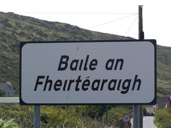 Turas Gaeltachta - Baile an Fheirtéaraigh
